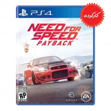 دیسک بازی Need for Speed Payback برای Ps4 (کارکرده)