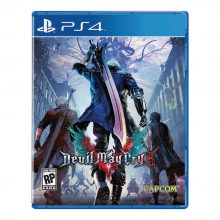 دیسک بازی Devil May Cry 5 مخصوص PS4