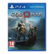 دیسک بازی God Of War 4 مخصوص PS4