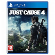 بازی Just Cause 4- Standard Edition مخصوص PS4