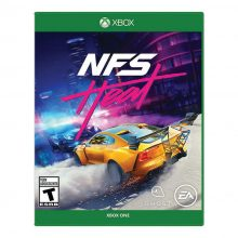 دیسک بازی Need for Speed Heat مخصوص Xbox One