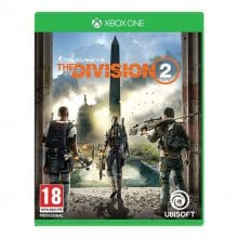 دیسک بازی Tom Clancy's The Division 2 مخصوص Xbox One