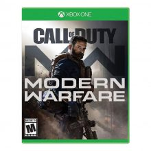 دیسک بازی Call of Duty Modern Warfare مخصوص Xbox One
