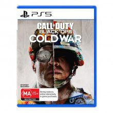 دیسک بازی Call of Duty: Black Ops Cold War مخصوص PS5