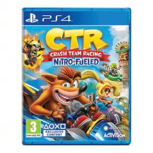 دیسک بازی Crash Team Racing Nitro Fueled مخصوص PS4