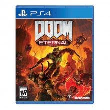 دیسک بازی DOOM Eternal مخصوص PS4