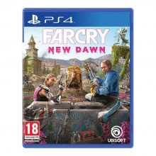 دیسک بازی Far Cry New Dawn مخصوص PS4