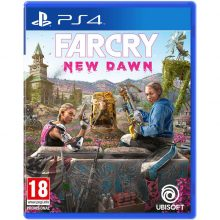 بازی Far Cry New Dawn مخصوص PS4