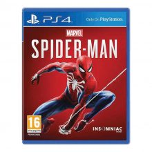 دیسک بازی Marvel's Spider Man مخصوص PS4