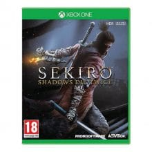 دیسک بازی Sekiro Shadows Die Twice مخصوص Xbox One
