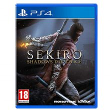 بازی Sekiro: Shadows Die Twice مخصوص PS4