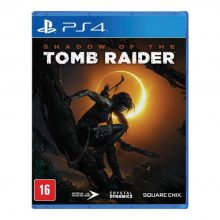 دیسک بازی Shadow of the Tomb Raider مخصوص PS4