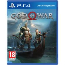 بازی God Of War 4 مخصوص PS4