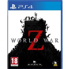 بازی World War Z مخصوص PS4