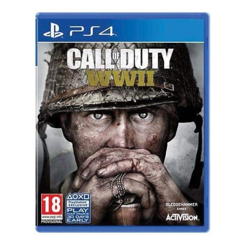 بازی Call of Duty WWII